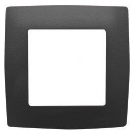 Acaelec Prime Πλαίσιο 1 Θέσης Γκρι (1000119010)