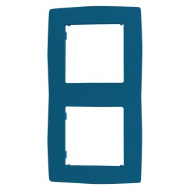 Acaelec Prime Πλαίσιο 2 Θέσεων Γαλάζιο (1000119109)