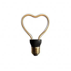 Universe Λάμπα LED Filament 4W E27 2200K Dimmable (XGY‐H01‐E4)