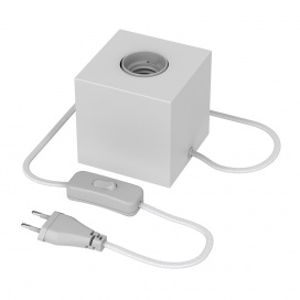 Calex Επιτραπέζιο Φωτιστικό Λευκό (CX941012)
