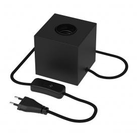 Calex Επιτραπέζιο Φωτιστικό Μαύρο (CX941010)