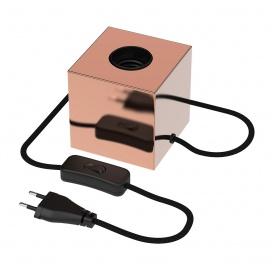 Calex Επιτραπέζιο Φωτιστικό Σατινέ Χάλκινο (CX941020)