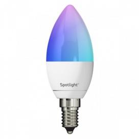 Λάμπα SMD Led SMART WiFi 5.5W E14 RGBW 180° (4103)