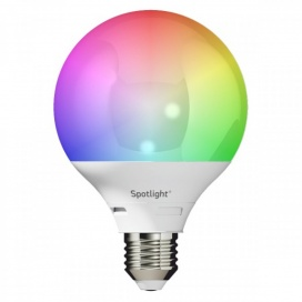 Λάμπα SMD Led SMART WiFi 13W E27 RGBW 180° (4104)