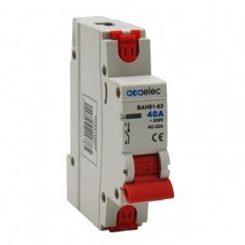 Ραγοδιακόπτης 40A 1P 230V (DY02110005)