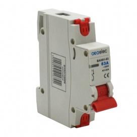 Ραγοδιακόπτης 63A 1P 230V (DY02110006)