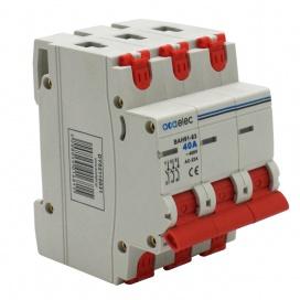 Ραγοδιακόπτης 40A 3P 400V (DY02110031)
