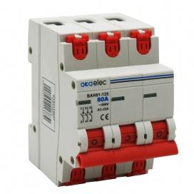 Ραγοδιακόπτης 80A 3P 400V (DY02110037)