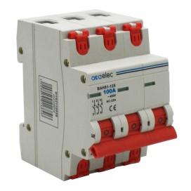 Ραγοδιακόπτης 100A 3P 400V (DY02110038)