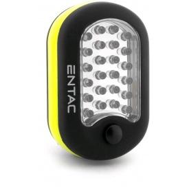 Entac LED φακός 24 led 1W (15.007.0025)