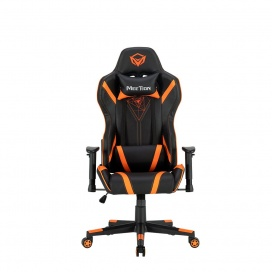 Meetion MT-CHR15 Gaming Chair / Black-Orange (17.008.0002)