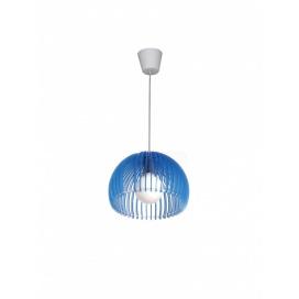Aca Μονόφωτο Φωτιστικό Μπλε (V286531P28BL)