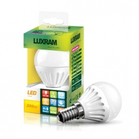 Λάμπα Value Led Ball Plus 3.5W E14 3000K