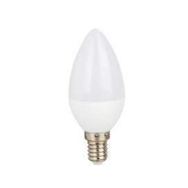 Λάμπα SMD Led Candle 5.5W E14 6000K Dimmable (C1455CWDIM)