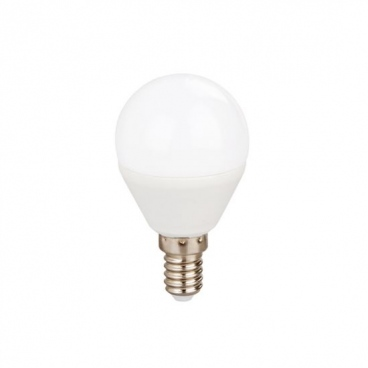 Λάμπα SMD Led Ball 5.5W E14 6000K Dimmable