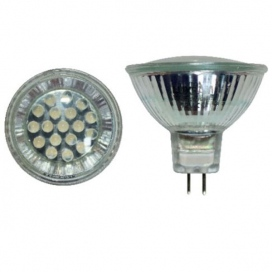 Λάμπα Deco Led 1W MR16 ORANGE