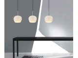 Luma Μοντέρνο Τρίφωτο Φωτιστικό Οροφής (103-02119-08)