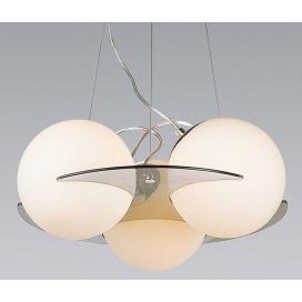 Luma Μοντέρνο Τρίφωτο Φωτιστικό Οροφής (105-02764-07)