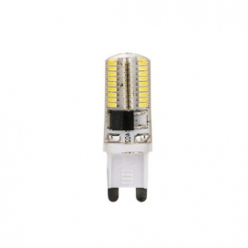 Λάμπα SMD Silicon 3W G9 6400K Dimmable