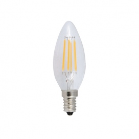 Λάμπα Cog Led Decor 6W E14 6500K (DECO6CW)