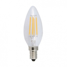 Λάμπα COG LED Decor 4W E14 6500K Dimmable