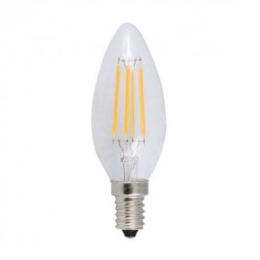 Λάμπα COG LED Decor 4W E14 6500K Dimmable