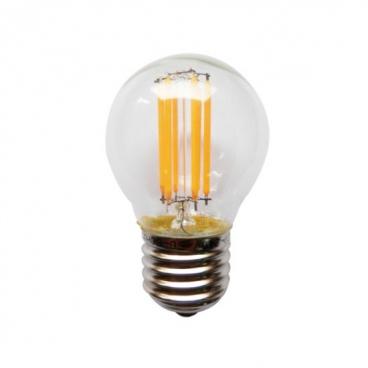 Λάμπα COG LED Glamour 4W E27 2700K Dimmable