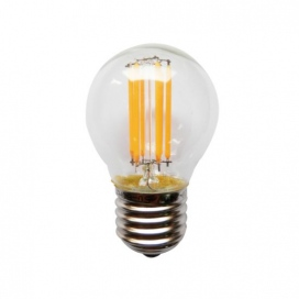 Λάμπα COG LED Glamour 4W E27 4000K Dimmable