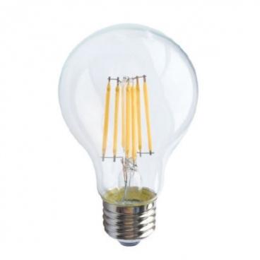 Λάμπα COG LED Vintage 6W E27 6500K Dimmable