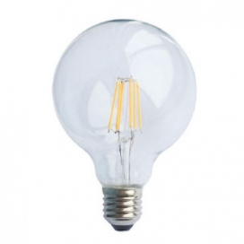 Λάμπα Cog Led Globe 6W E27 G95 2700K Dimmable