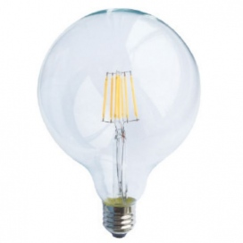 Λάμπα Cog Led Globe 6W E27 G125 4000K Dimmable