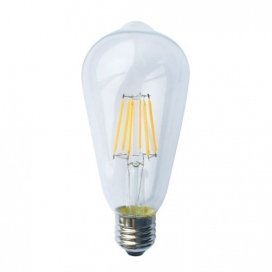 Λάμπα Cog Led Edison 6W E27 4000K Dimmable (EDIS6NWDIM)