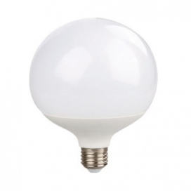Λάμπα SMD Led Globe 18W E27 6000K Dimmable