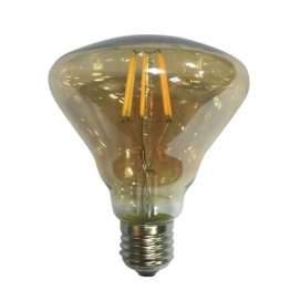 Λάμπα Cog Led Amber Soho 6W E27 2700K Dimmable (SOHO956WWDIMAM)