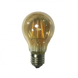 Λάμπα Cog Led Amber Vintage 6W E27 2700K Dimmable