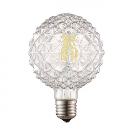 Λάμπα Cog Led Ziv Ø95 6W E27 2700K Dimmable (ZIV956WWDIM)