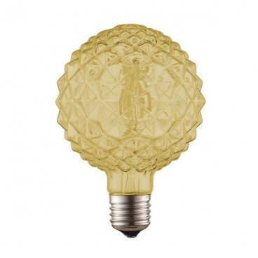 Λάμπα Cog Led Amber Ziv Ø95 6W E27 2700K Dimmable