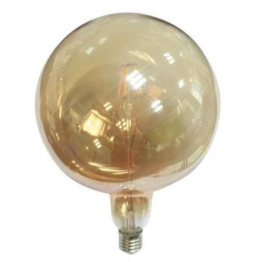 Λάμπα Cog Led Amber Quma 6W E27 2700K Dimmable