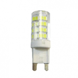 Λάμπα SMD Led Ceramic 5W G9 6000K Dimmable (G928355CWDIM)