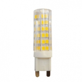 Λάμπα SMD Led Ceramic 7W G9 3000K Dimmable