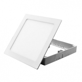 LED SMD slim panel THERON 8W 120° 3000K (THERON830S)