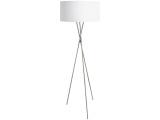 Eglo Fondachelli Φωτιστικό Δαπέδου Λευκό (95539)