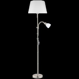 Eglo Conesa Φωτιστικό Δαπέδου Λευκό (95686)