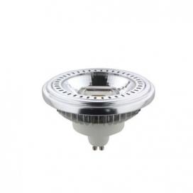 Λάμπα Double COB Reflector LED 15W AR111 GU10 6500K 20° Dimmable (ARGU10-15CWDIM)