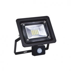 LED SMD προβολέας με αισθητήρα κίνησης LINUS MINI 20W 120° 3000K (LINUS2030S)