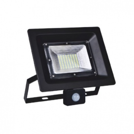 LED SMD προβολέας με αισθητήρα κίνησης LINUS MINI 30W 120° 3000K (LINUS3030S)