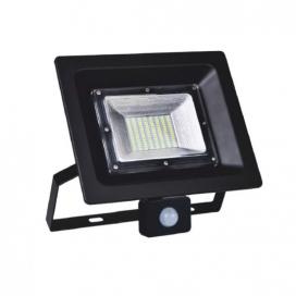 LED SMD προβολέας με αισθητήρα κίνησης LINUS MINI 50W 120° 3000K (LINUS5030S)