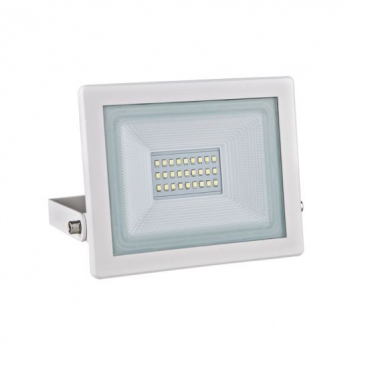 LED SMD Λευκός προβολέας X 20W 120° 3000K (X2030W)