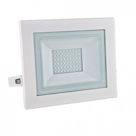 LED SMD Λευκός προβολέας X 50W 120° 3000K (X5030W)