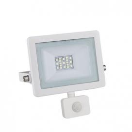 LED SMD Λευκός προβολέας με αισθητήρα κίνησης X 10W 120° 3000K (X1030WS)